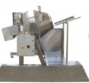Macchine lavorazione calamari